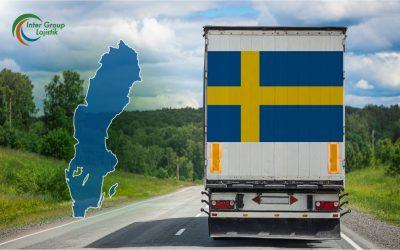 İsveç Nakliye ve Lojistik