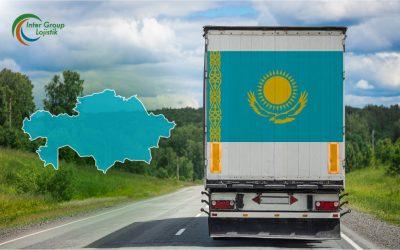 Kazakistan Nakliye ve Lojistik