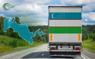 Özbekistan Nakliye ve Lojistik