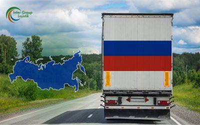 Rusya Nakliye ve Lojistik